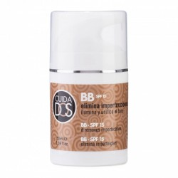 CREMA BB spf 15, 50 ml elimina imperfecciones
