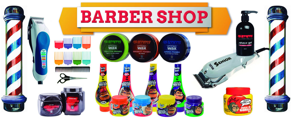 productos de Barbershop